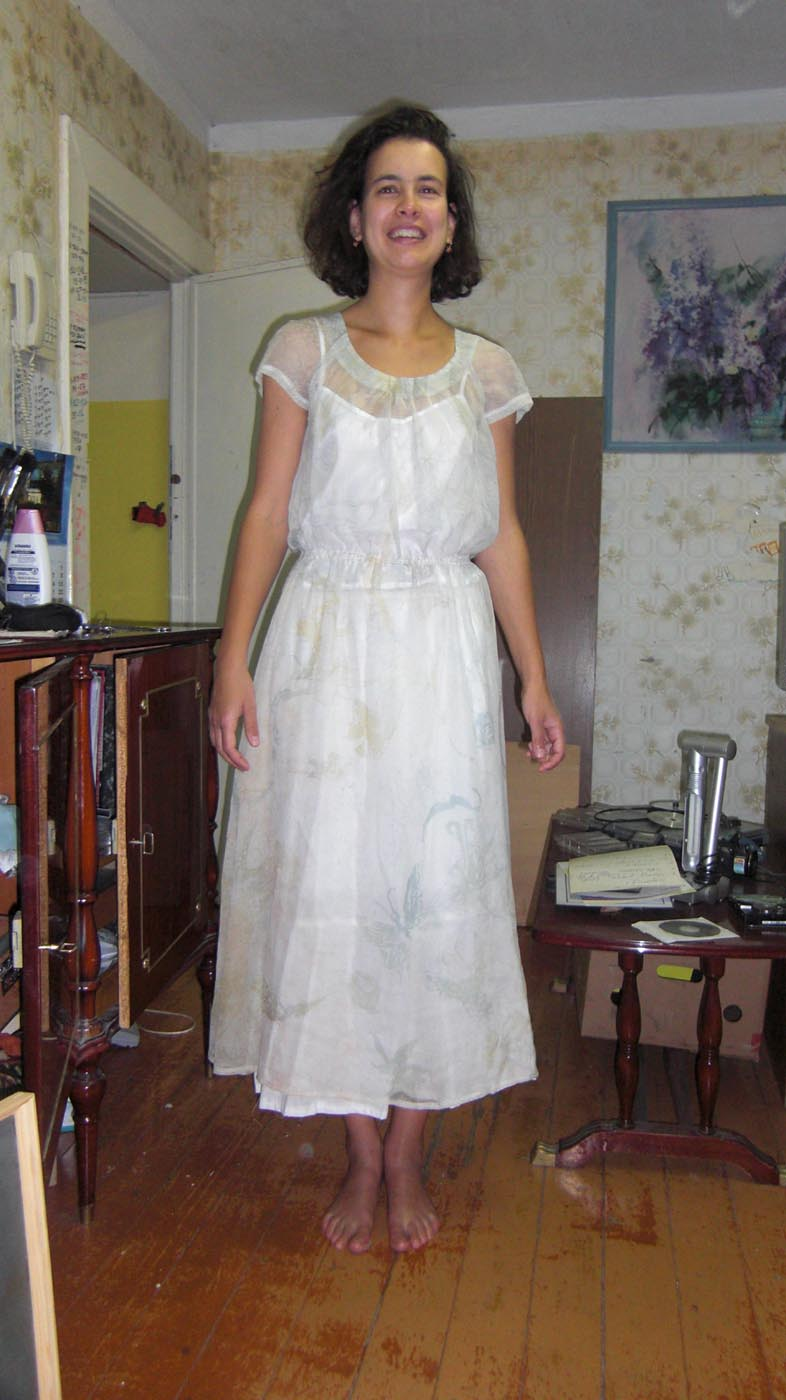 Свадебное платье своими руками: как сшить, выкройки 11