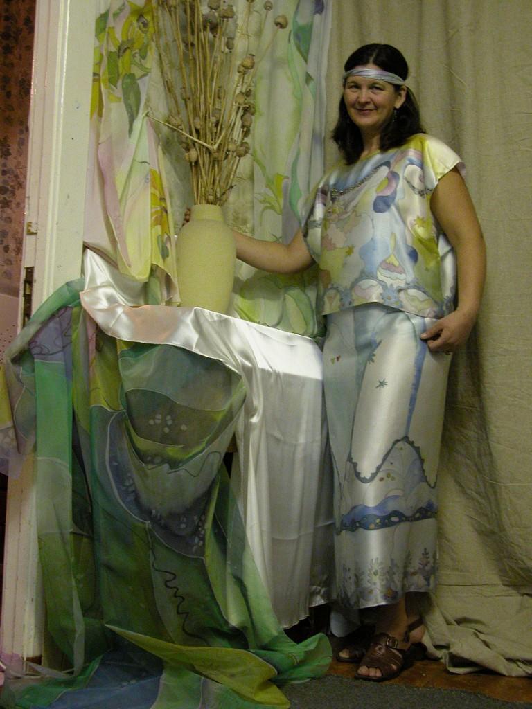 Как отремонтировать платье своими руками 57
